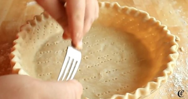 perfect pie crust cj