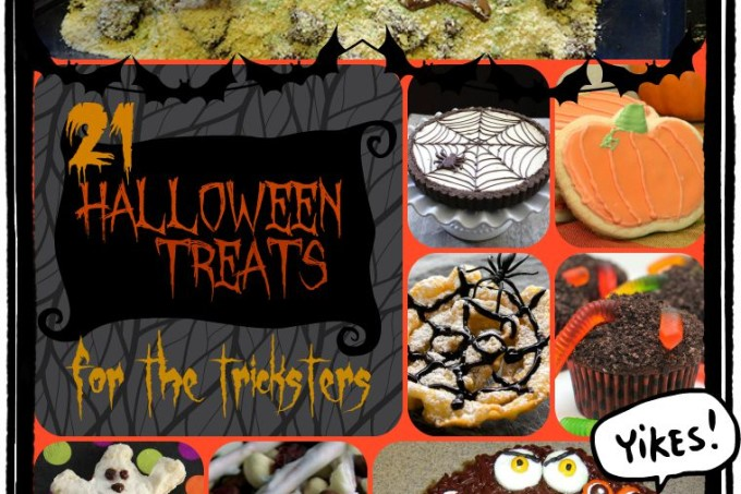 21 Halloween Party Treats